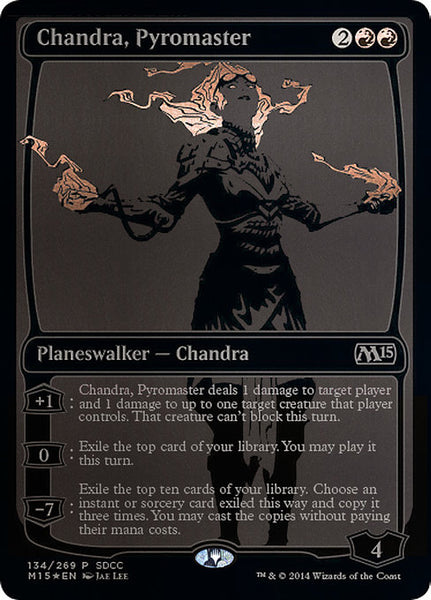 Chandra, Pyromaster [PS14][Foil]