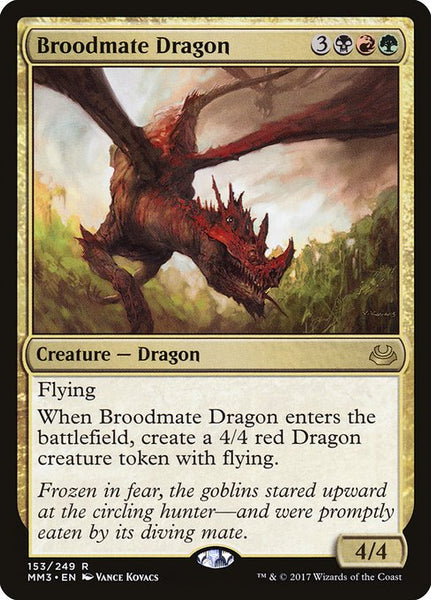 Broodmate Dragon [MM3]