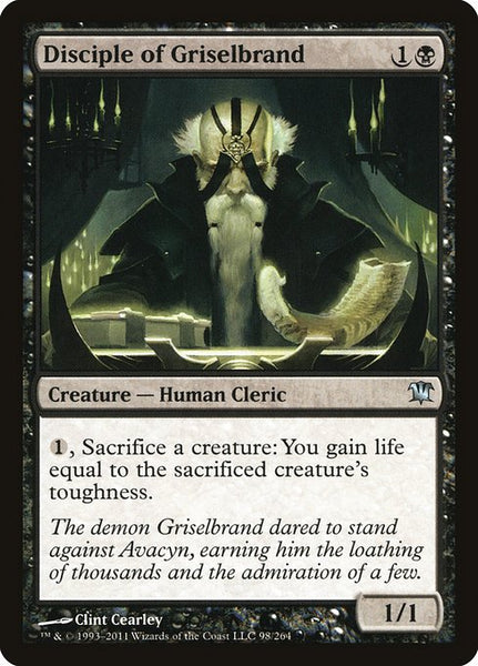 Disciple of Griselbrand [ISD]