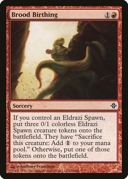 Brood Birthing [ROE][Foil]