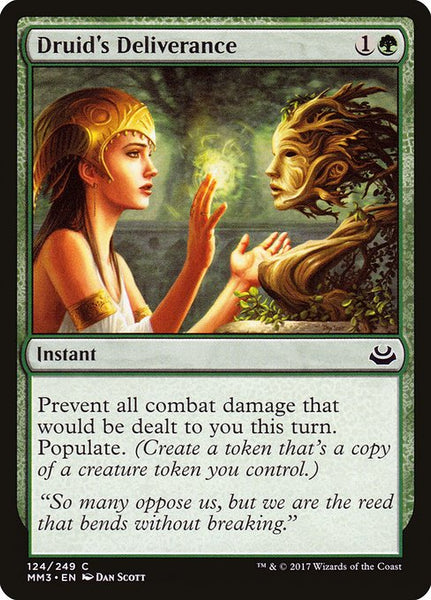 Druid's Deliverance [MM3]