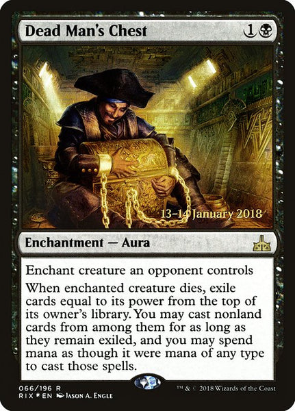 Dead Man's Chest [PRIX][Foil]