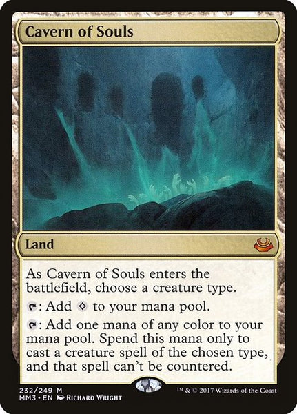 Cavern of Souls [MM3][Foil]