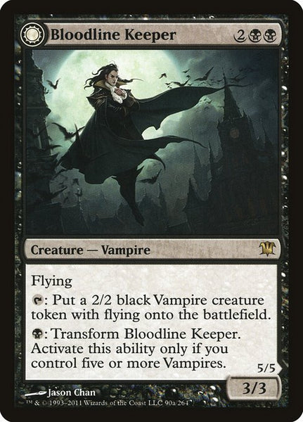Bloodline Keeper // Lord of Lineage [ISD][Foil]