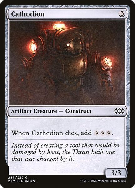 Cathodion [2XM][Foil]