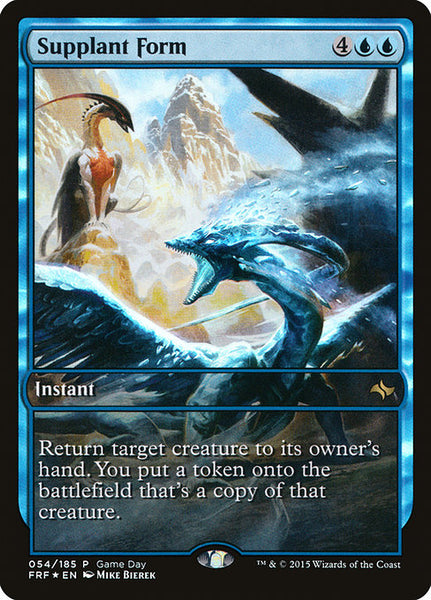 Supplant Form [PFRF][Foil]