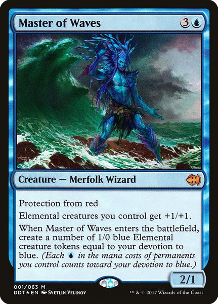 Master of Waves [DDT][Foil]