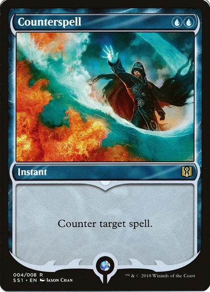 Counterspell [SS1][Foil]