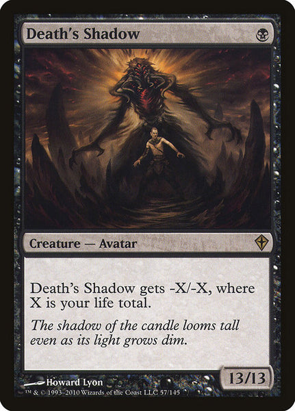Death's Shadow [WWK][Foil]