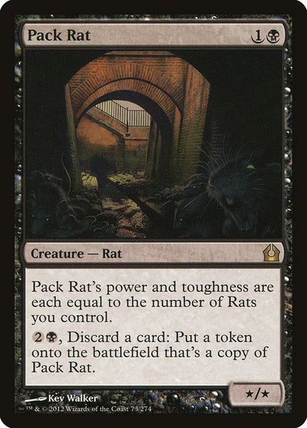 Pack Rat [RTR]