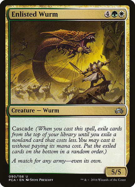Enlisted Wurm [PCA]