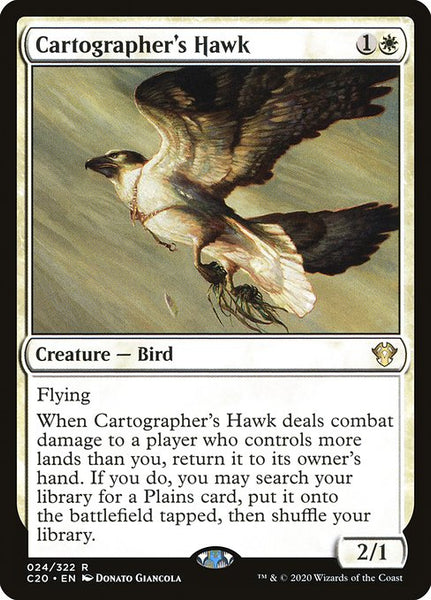 Cartographer's Hawk [C20]