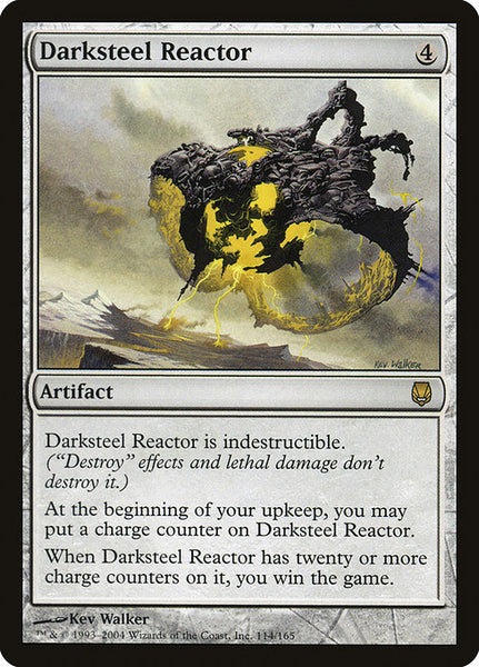 Darksteel Reactor [DST][Foil]
