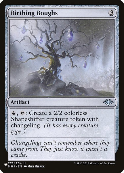 Birthing Boughs [PLIST][Foil]