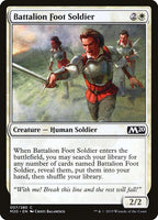 Battalion Foot Soldier [M20][Foil]