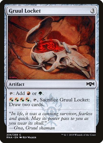 Gruul Locket [RNA]