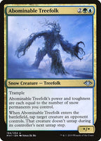 Abominable Treefolk [MH1][Foil]