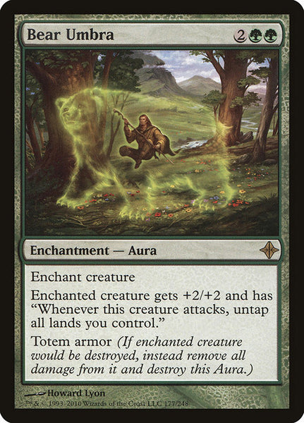 Bear Umbra [ROE][Foil]