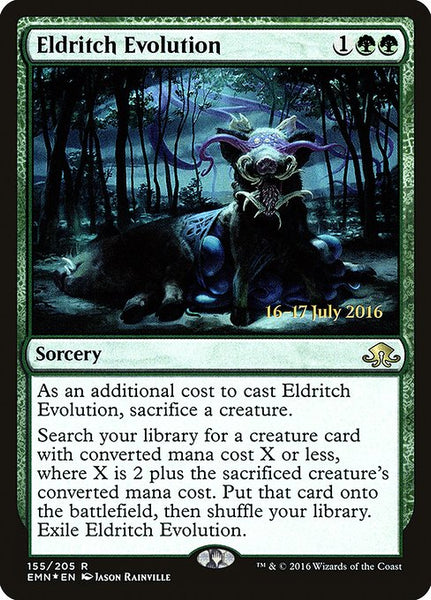 Eldritch Evolution [PEMN][Foil]