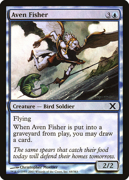 Aven Fisher [10E][Foil]