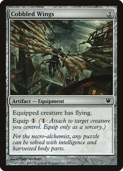 Cobbled Wings [ISD][Foil]