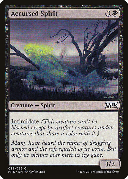 Accursed Spirit [M15]
