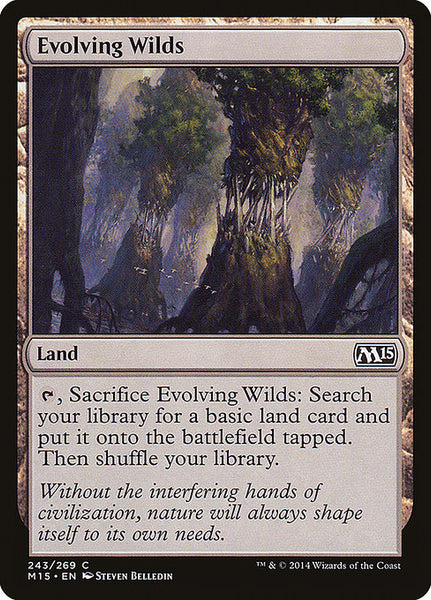 Evolving Wilds [M15]