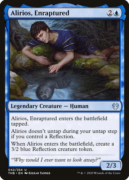 Alirios, Enraptured [THB]