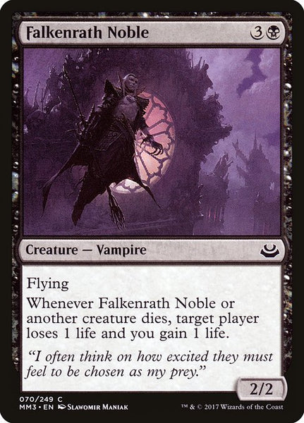 Falkenrath Noble [MM3]