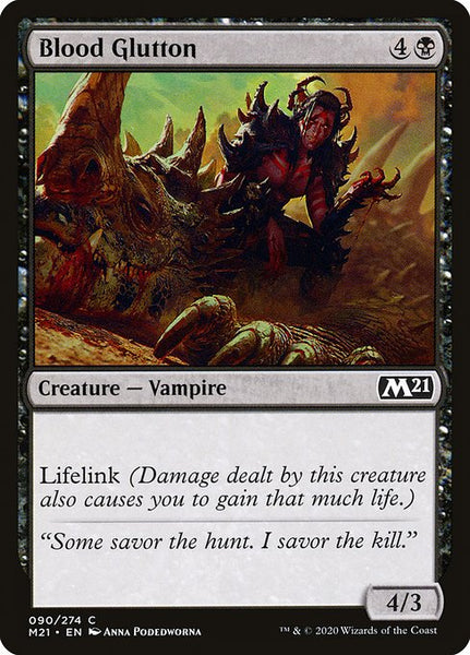 Blood Glutton [M21]