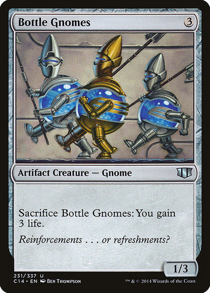 Bottle Gnomes [C14]