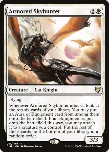 Armored Skyhunter [CMR]