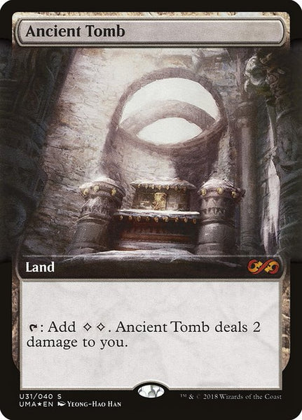 Ancient Tomb [PUMA][Foil][Extended Art]