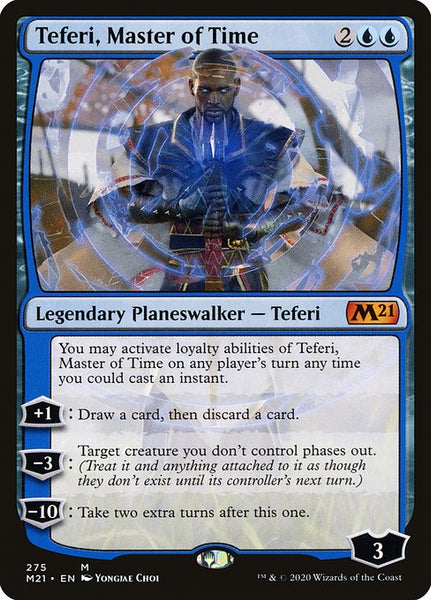 Teferi, Master of Time [M21][275]
