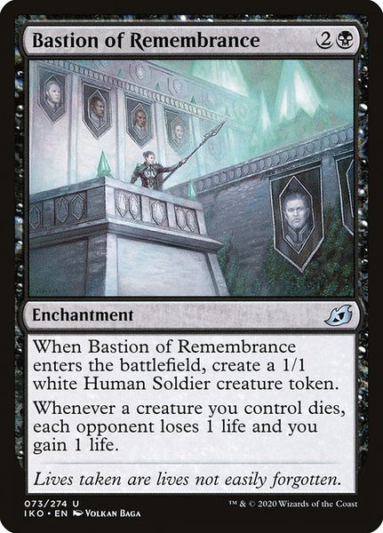 Bastion of Remembrance [IKO][Foil]