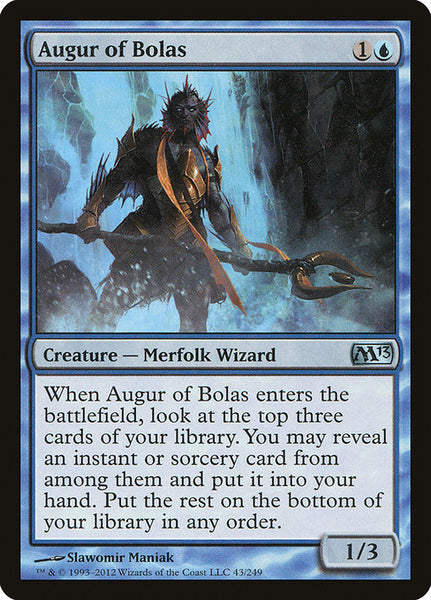 Augur of Bolas [M13]