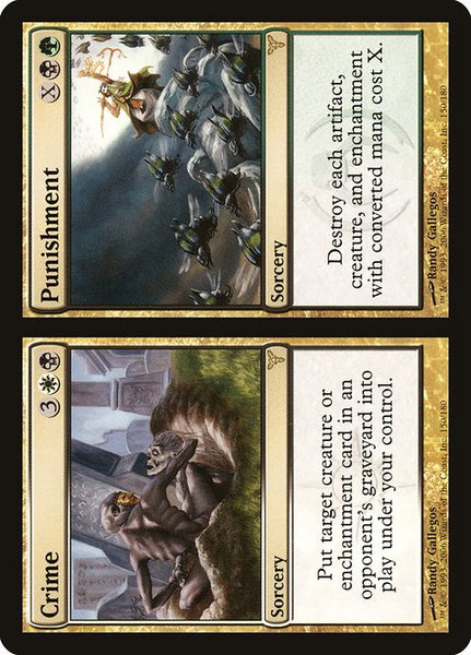 Crime // Punishment [DIS][Foil]
