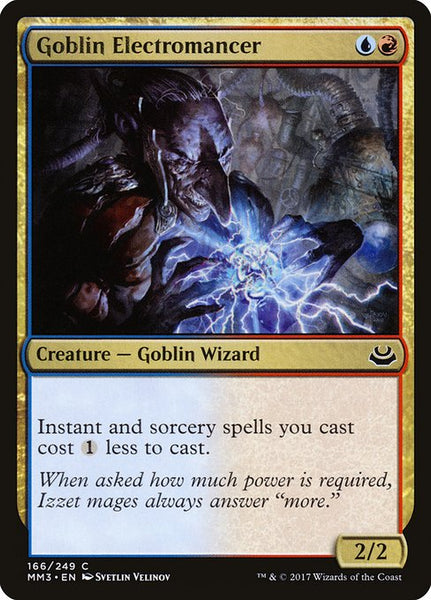 Goblin Electromancer [MM3]
