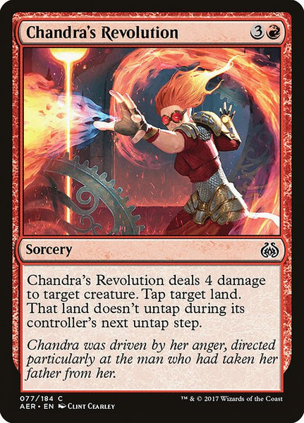 Chandra's Revolution [AER]