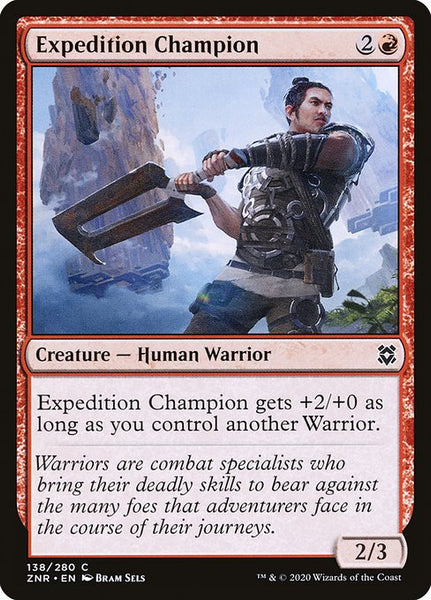 Expedition Champion [ZNR]