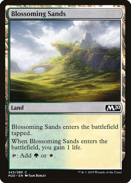 Blossoming Sands [M20]