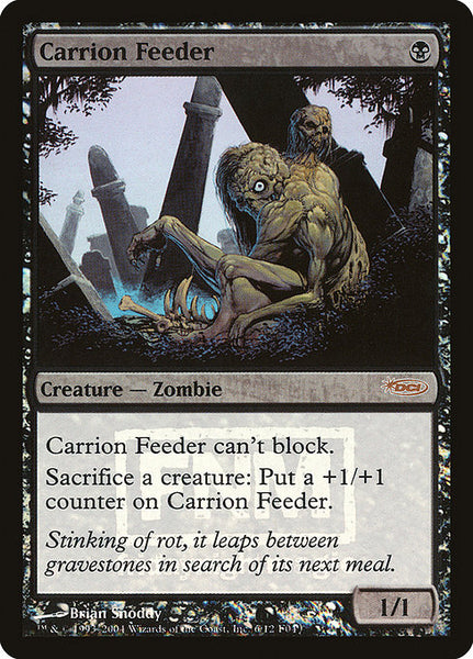 Carrion Feeder [F04][Foil]