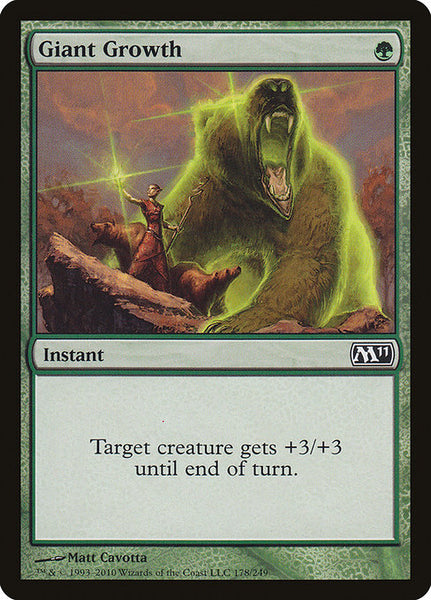 Giant Growth [M11]