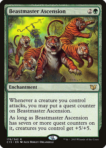 Beastmaster Ascension [C15]