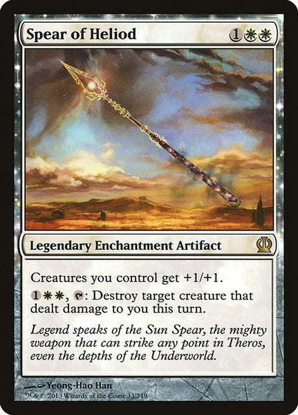 Spear of Heliod [THS]