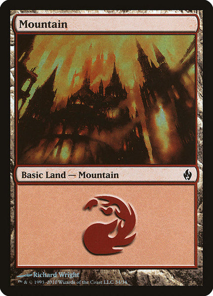 Mountain [PD2][34][Foil]