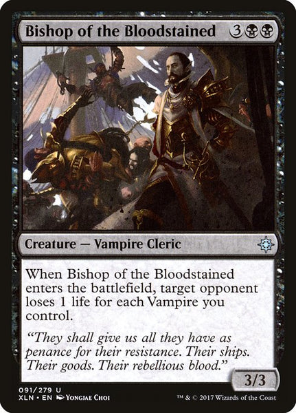 Bishop of the Bloodstained [XLN]