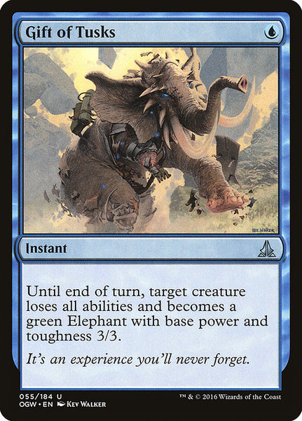 Gift of Tusks [OGW]