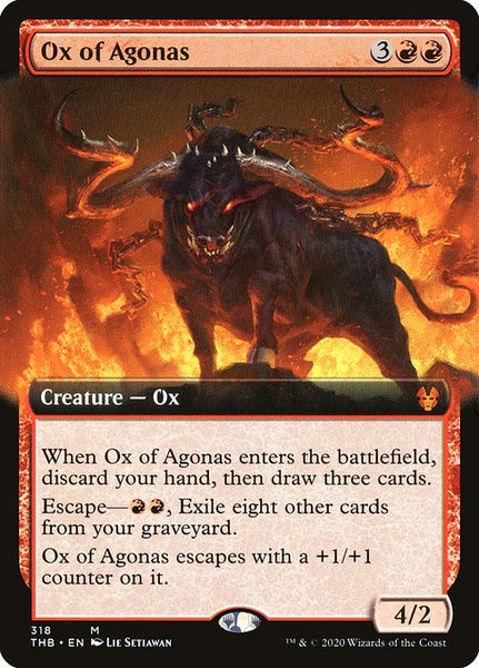 Ox of Agonas [THB] [Extended Art]