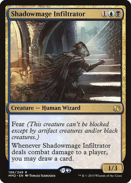 Shadowmage Infiltrator [MM2]
